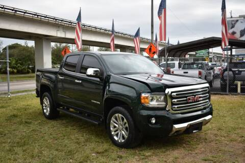 2015 GMC Canyon for sale at STS Automotive - Miami, FL in Miami FL