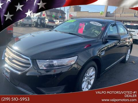 2013 Ford Taurus for sale at Valpo Motors 1 and 2  Best Deals On Quality Wheels in Valparaiso IN