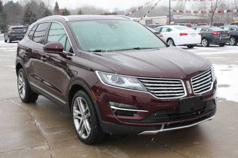 2016 Lincoln MKC for sale at Sandusky Auto Sales in Sandusky MI