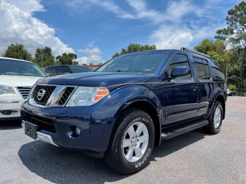 2012 Nissan Pathfinder for sale at Upfront Automotive Group in Debary FL
