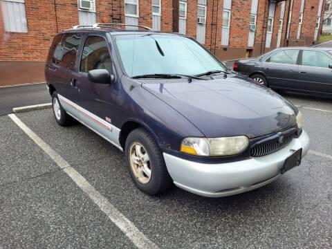 1999 Mercury Villager for sale at Millennium Auto Group in Lodi NJ