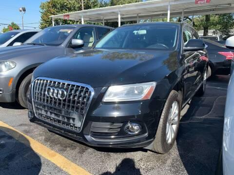 2014 Audi Q5 for sale at America Auto Wholesale Inc in Miami FL