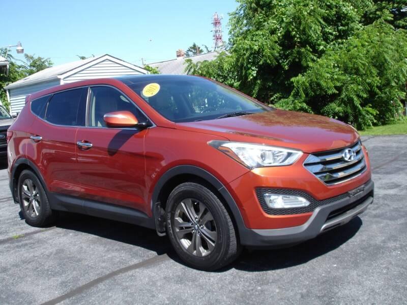 2013 Hyundai Santa Fe Sport for sale at Pete's Bridge Street Motors in New Cumberland PA