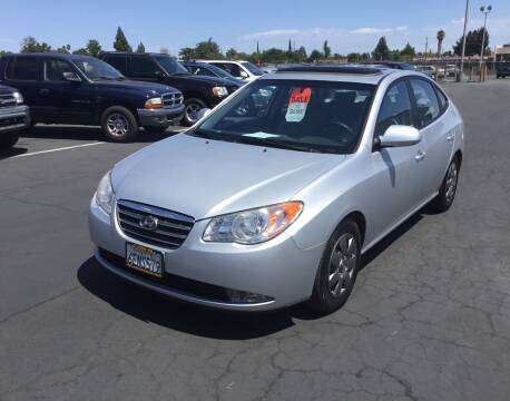2008 Hyundai Elantra for sale at My Three Sons Auto Sales in Sacramento CA