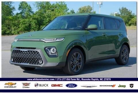 2020 Kia Soul for sale at WHITE MOTORS INC in Roanoke Rapids NC