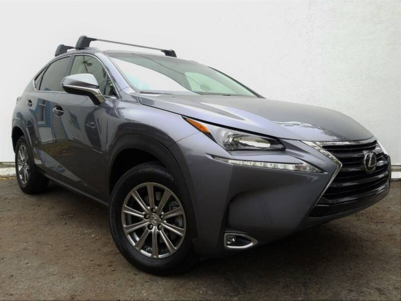 2017 Lexus NX 200t for sale at Planet Cars in Berkeley CA