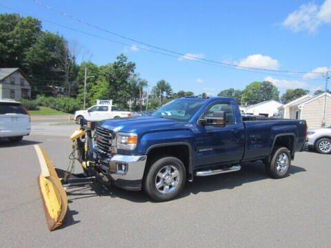 2015 GMC Sierra 2500HD for sale at Auto Choice of Middleton in Middleton MA