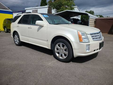 2006 Cadillac SRX for sale at Universal Auto Sales in Salem OR