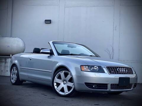 2004 Audi S4 for sale at FALCON AUTO BROKERS LLC in Orlando FL
