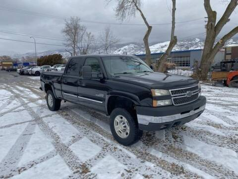 2005 Chevrolet Silverado 2500HD for sale at Hoskins Trucks in Bountiful UT
