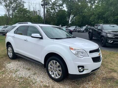 2010 Chevrolet Equinox for sale at Lighthouse Auto Sales in Holland MI