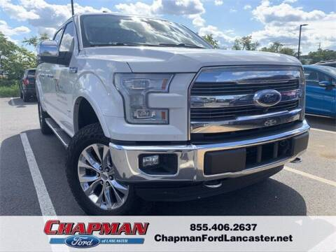 2015 Ford F-150 for sale at CHAPMAN FORD LANCASTER in East Petersburg PA