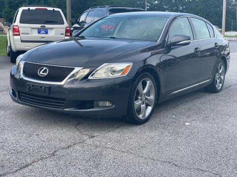 2008 Lexus GS 350 for sale at Luxury Cars of Atlanta in Snellville GA