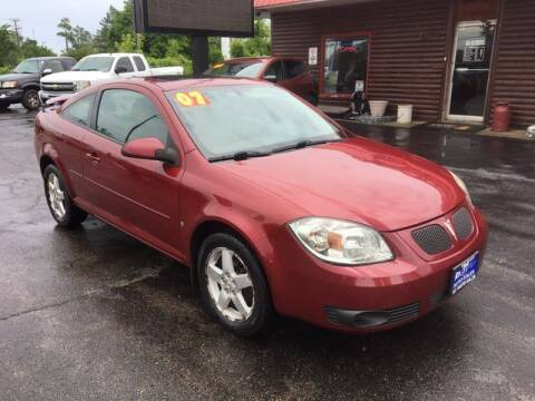2007 Pontiac G5 for sale at ROUTE 31 AUTO SALES in McHenry IL