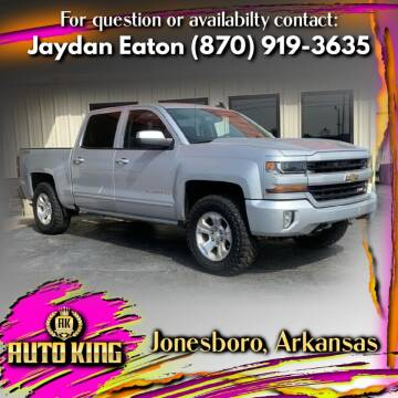 2018 Chevrolet Silverado 1500 for sale at AUTO KING in Jonesboro AR