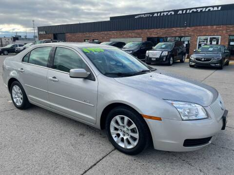 2007 Mercury Milan for sale at Motor City Auto Auction in Fraser MI
