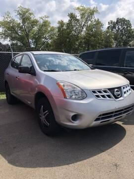 2013 Nissan Rogue for sale at Monster Motors in Michigan Center MI