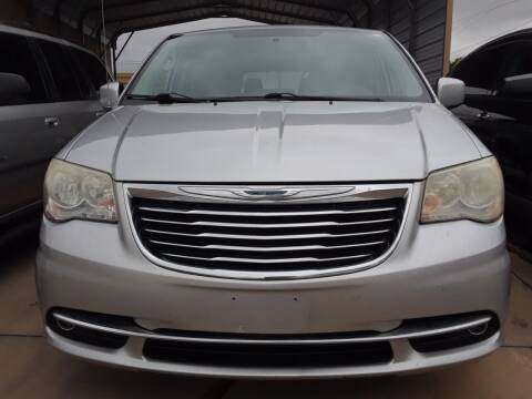2012 Chrysler Town and Country for sale at Auto Haus Imports in Grand Prairie TX