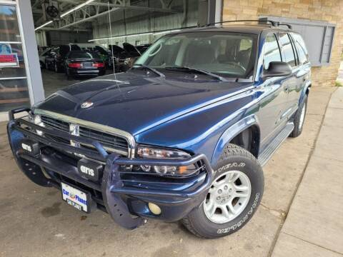 2002 Dodge Durango for sale at Car Planet Inc. in Milwaukee WI