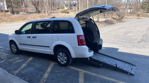 2008 Dodge Grand Caravan for sale at Mobility Solutions in Newburgh NY