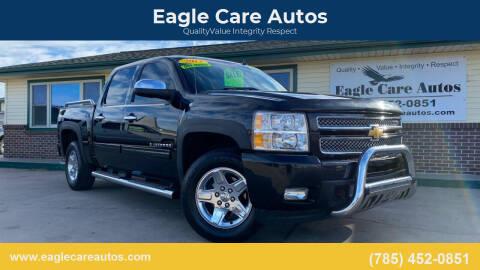 2013 Chevrolet Silverado 1500 for sale at Eagle Care Autos in Mcpherson KS