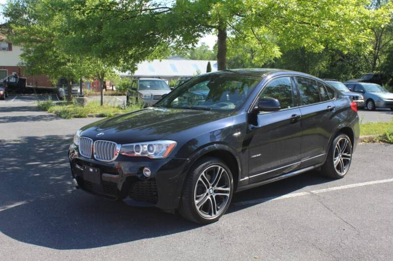 2018 BMW X4 for sale at Auto Bahn Motors in Winchester VA