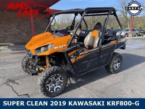 2019 Kawasaki KRF800