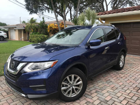 2020 Nissan Rogue for sale at FIRST FLORIDA MOTOR SPORTS in Pompano Beach FL