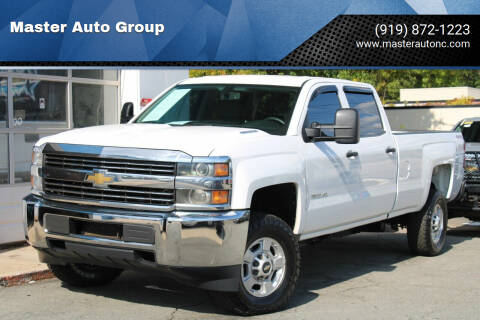 2015 Chevrolet Silverado 2500HD for sale at Master Auto Group in Raleigh NC