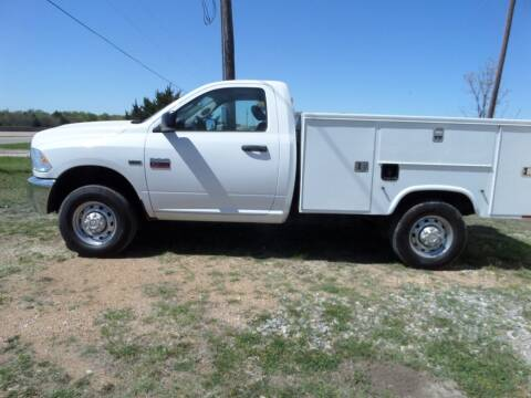 2012 RAM Ram Pickup 2500 for sale at AUTO FLEET REMARKETING, INC. in Van Alstyne TX