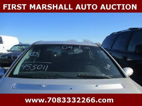 2004 Mercedes-Benz C-Class for sale at First Marshall Auto Auction in Harvey IL