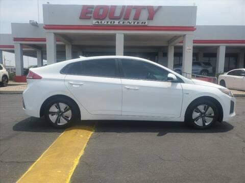 2017 Hyundai Ioniq Hybrid for sale at EQUITY AUTO CENTER in Phoenix AZ