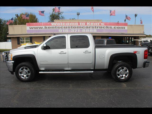 2011 Chevrolet Silverado 2500HD for sale at Kents Custom Cars and Trucks in Collinsville OK