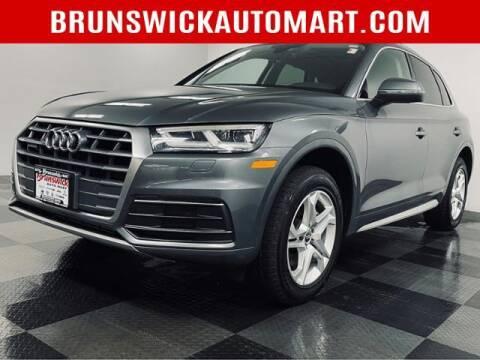 2018 Audi Q5 for sale at Brunswick Auto Mart in Brunswick OH