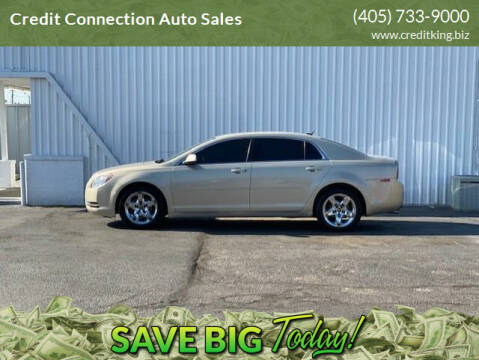 2011 Chevrolet Malibu for sale at Credit Connection Auto Sales in Midwest City OK