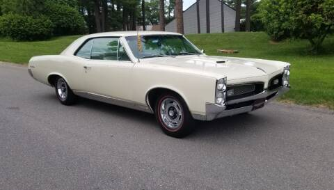 1967 Pontiac GTO for sale at Classic Motor Sports in Merrimack NH