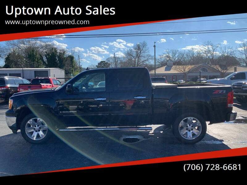 2007 GMC Sierra 1500 for sale at Uptown Auto Sales in Rome GA