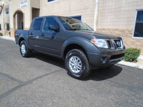 2015 Nissan Frontier for sale at COPPER STATE MOTORSPORTS in Phoenix AZ