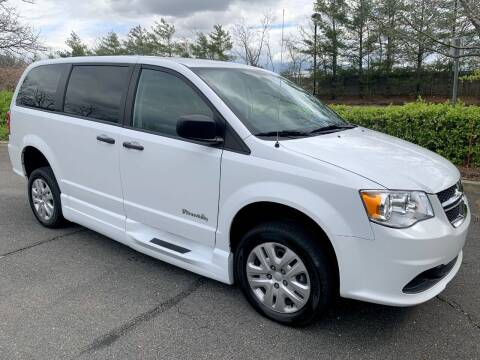 2019 Dodge Grand Caravan for sale at Major Vehicle Exchange in Westbury NY