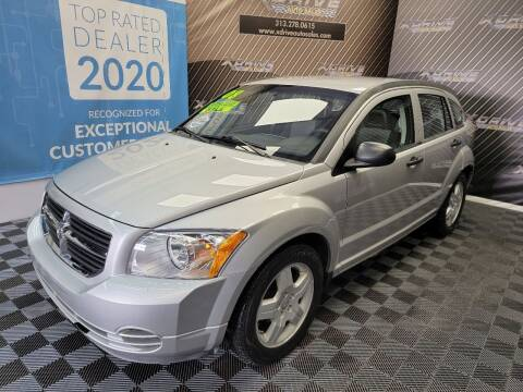 2008 Dodge Caliber for sale at X Drive Auto Sales Inc. in Dearborn Heights MI