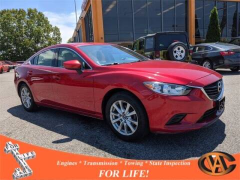 2015 Mazda MAZDA6 for sale at VA Cars Inc in Richmond VA