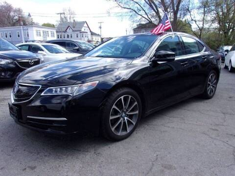 2015 Acura TLX for sale at Top Line Import in Haverhill MA