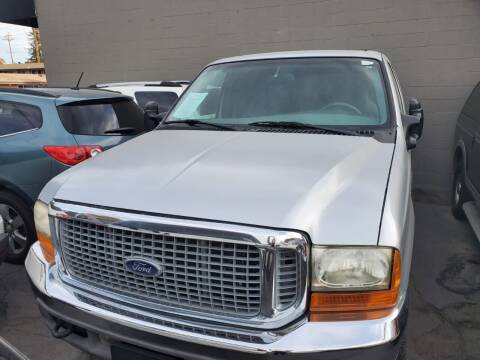 2001 Ford Excursion for sale at McHenry Auto Sales in Modesto CA