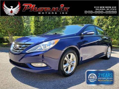 2013 Hyundai Sonata for sale at Phoenix Motors Inc in Raleigh NC