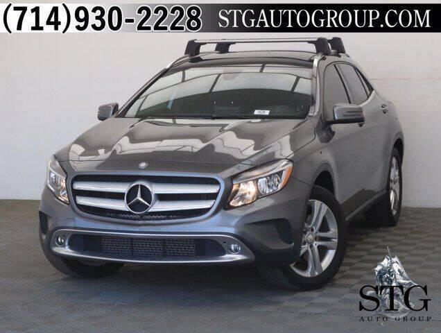 2016 Mercedes-Benz GLA for sale in Garden Grove, CA