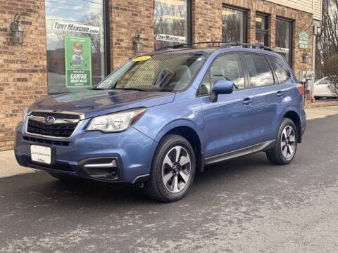 2018 Subaru Forester for sale at The King of Credit in Clifton Park NY
