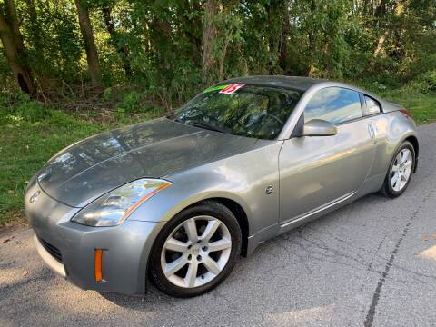 2005 Nissan 350Z for sale at Trocci's Auto Sales in West Pittsburg PA