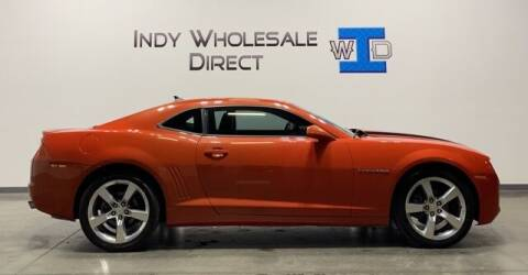 2010 Chevrolet Camaro for sale at Indy Wholesale Direct in Carmel IN