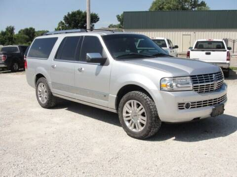 2011 Lincoln Navigator L for sale at Frieling Auto Sales in Manhattan KS