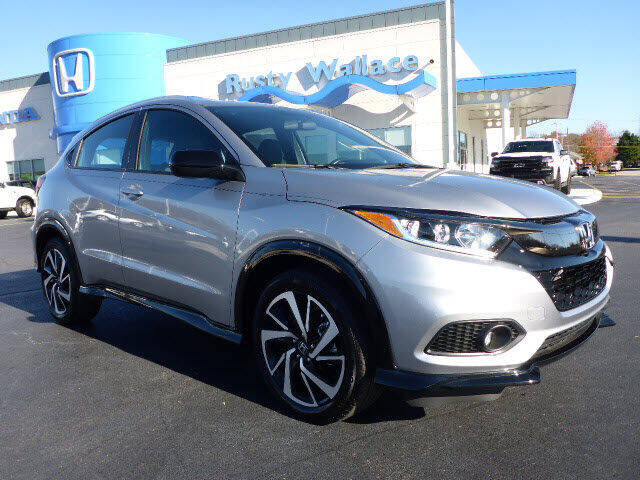 2019 Honda HR-V for sale at RUSTY WALLACE HONDA in Knoxville TN